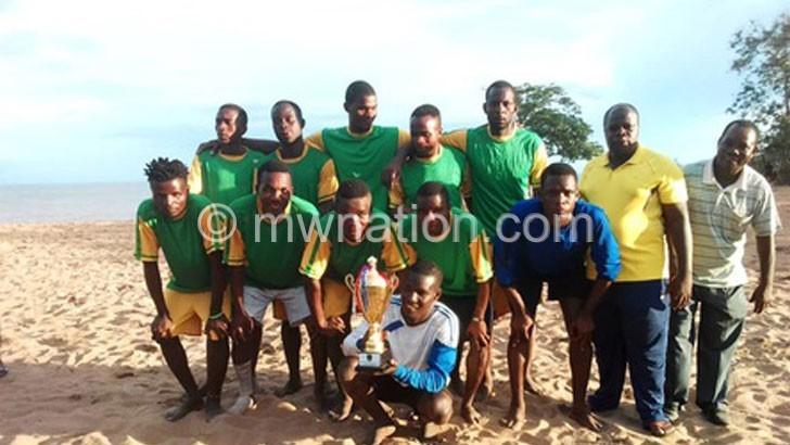 Livingstonia win CR Presidential Beach Soccer