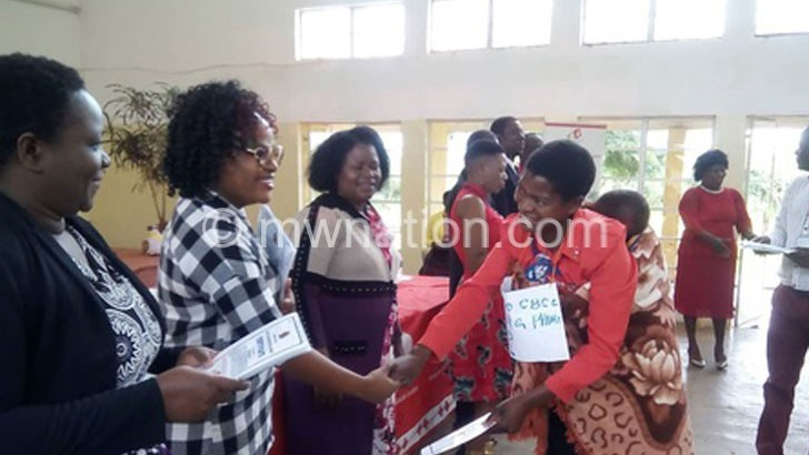 ActionAid Malawi officials | The Nation Online