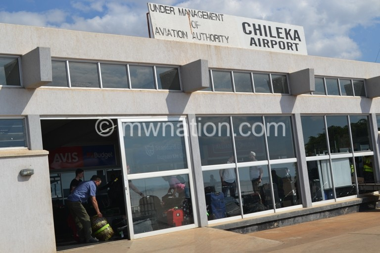 Chileka airport 1 | The Nation Online