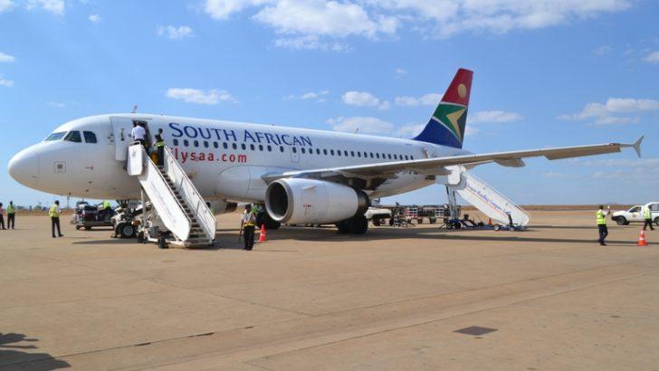 SAA resumes Chileka flights