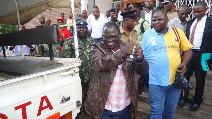Court grants Kalindo bail