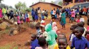 Kasonga's uphill task of immunising her babies