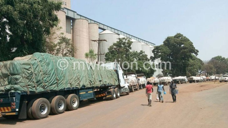 NFRA in in K3bn maize procurement