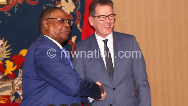 Bailed out!