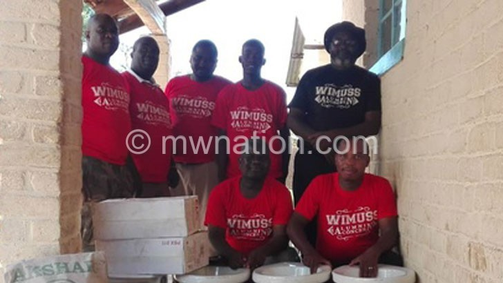 William Murray alumni renovate school's toilets