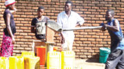 How water crisis beat men's pride