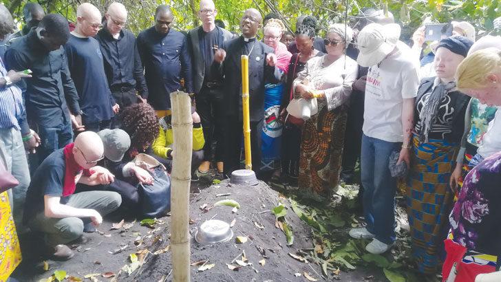 Tears, sorrow as UN, CSOs console Yasin Phiri's family
