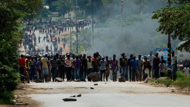 Trade ministry clears fears on Zim unrest