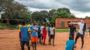 Kasungu soccer academy partners German coach