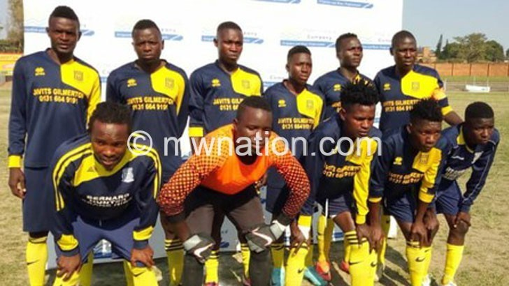 CHITIPA UNITED | The Nation Online