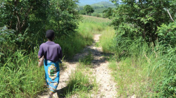 Long walk to access ARVs
