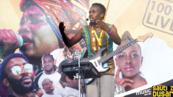 Faith Mussa campaigns against child marriage