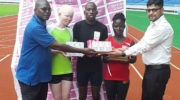 Glam & Glory oils Paralympic athletes for Dubai tourney