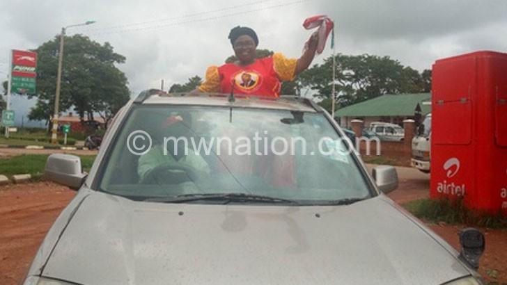 UTM Mzimba candidate promises development