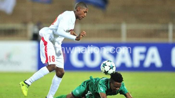 Zim snubs Cosafa Cup