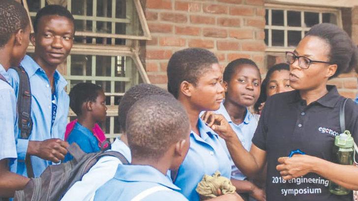 Tiwonge Nyirenda: An electrical engineer, instructor