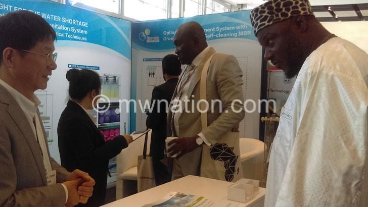 Delegates bang heads over sanitation