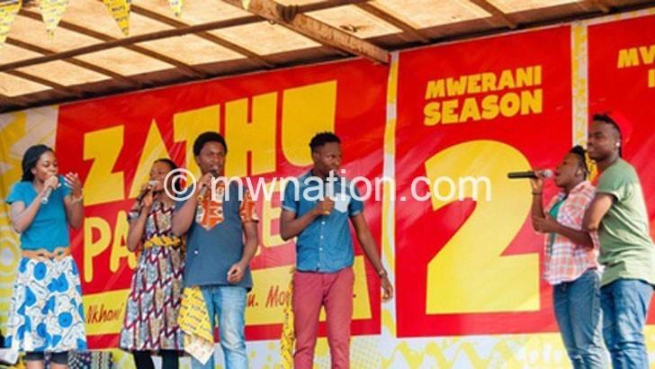 Zathu pa Wailesi impacting youths