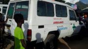 MP personally brands govt ambulances