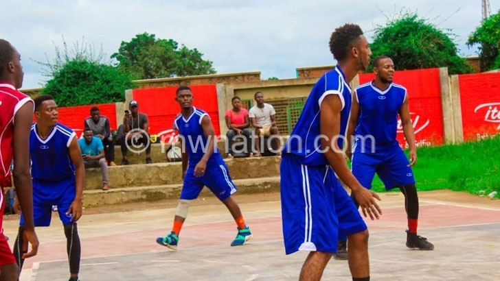 basket ball | The Nation Online
