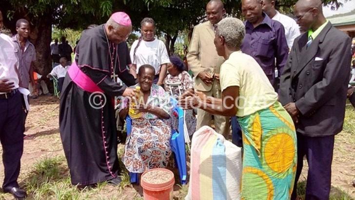 Bishop challenges chiefs on albino attacks