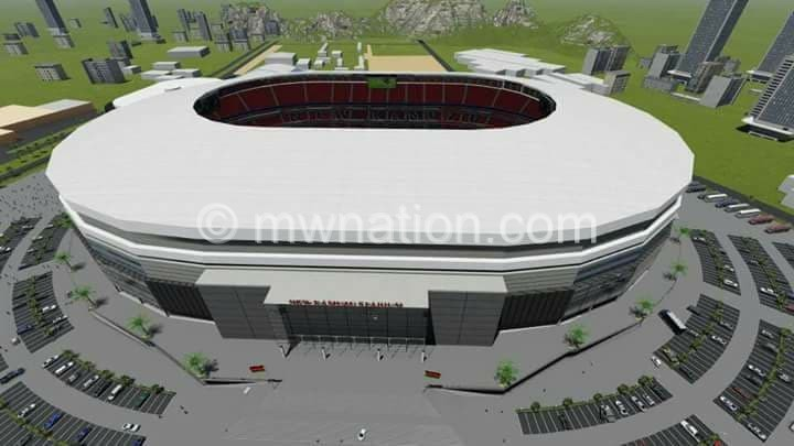Blantyre stadium site uncertainty cleared