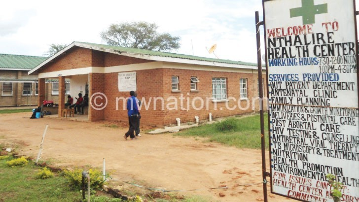 Hope for Chitipa healthcare service