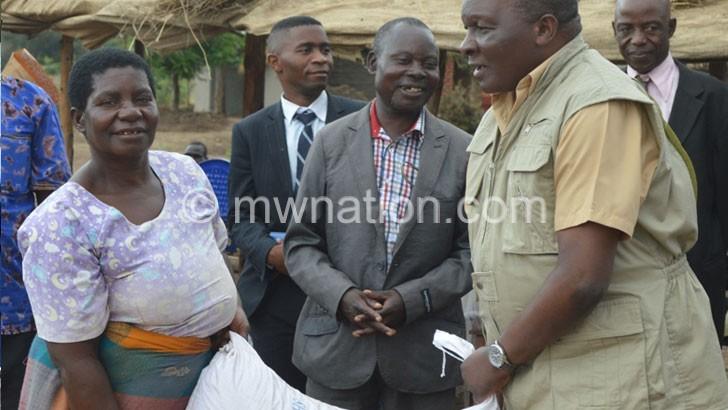 Dzaleka refugees may miss  govt maize ration—minister