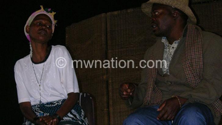 Kwathu actor Evance Mbewe sounds SOS