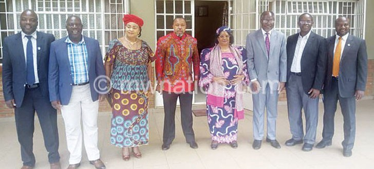 jb chilima alliance | The Nation Online