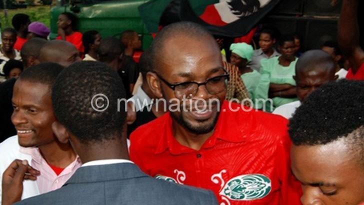 Kunkuyu apologises to Blantyre City South people
