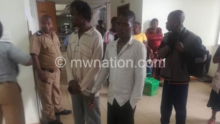 Musician Mesho jailed alongside producer