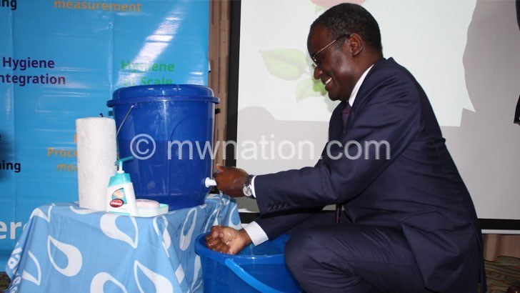 Malawi to scale up hygiene efforts