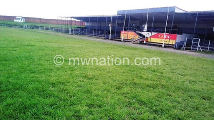 mzuzu stadium | The Nation Online