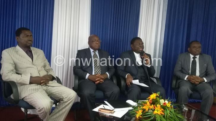 Churches plan prayers for presidential aspirants