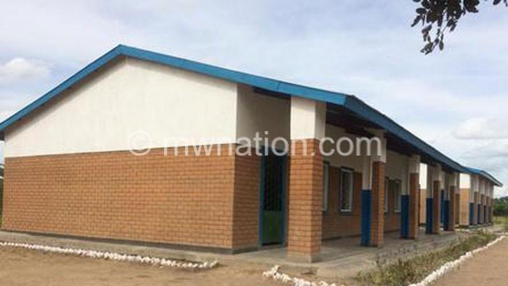 BuildOn International hands  over K44 million school blocks