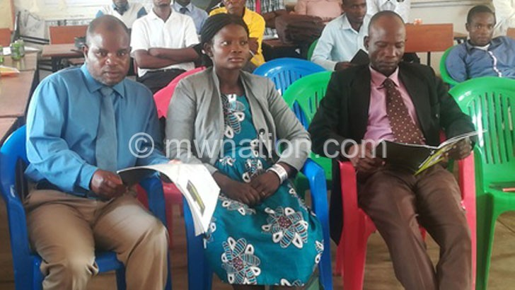Balaka schools armed against TB