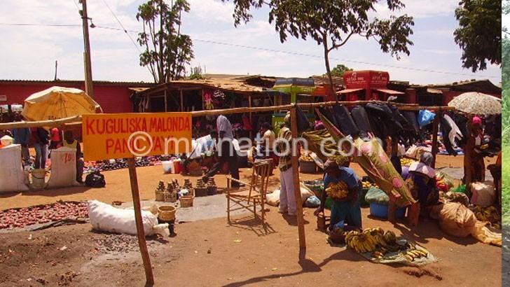 Mzuzu vendors refuse to relocate