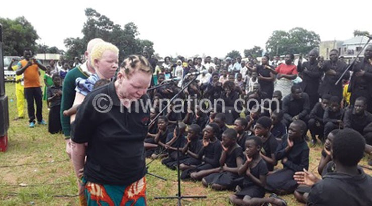 ALBINISM | The Nation Online