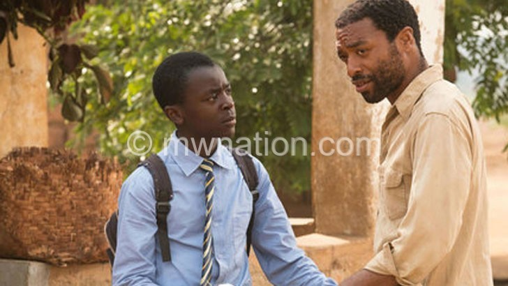 The Boy Who Harnessed the Wind comes home