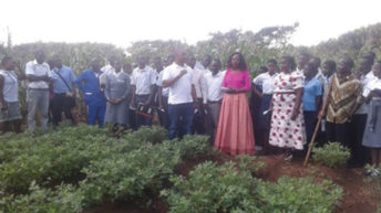 Chitedze Research Station engages youths in agriculture