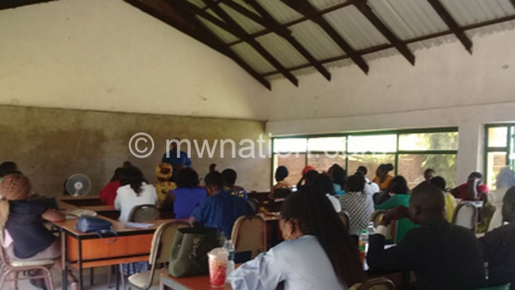 Citizen Alliance wants 80% women candidates to win in Salima