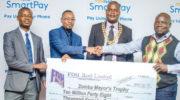 Minority sports bodies cry foul over Mayor's Trophy snub