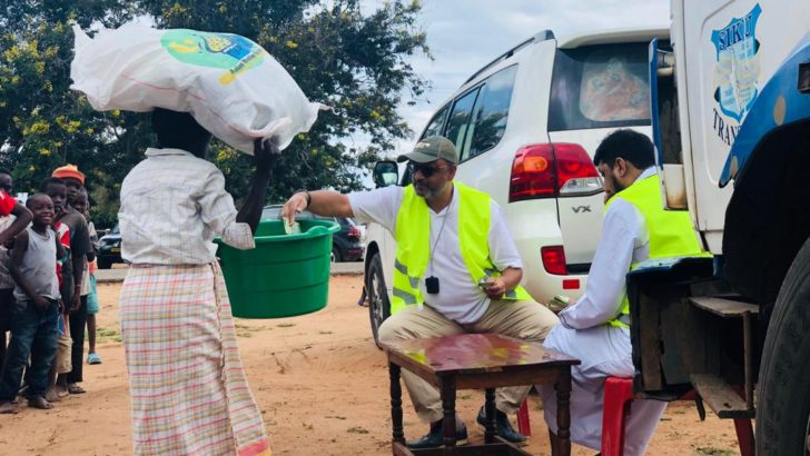 Islamic charity assists Mangochi flood victims