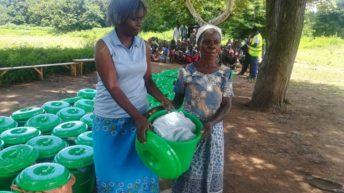 Timotheos Foundation donates to CK flood victims
