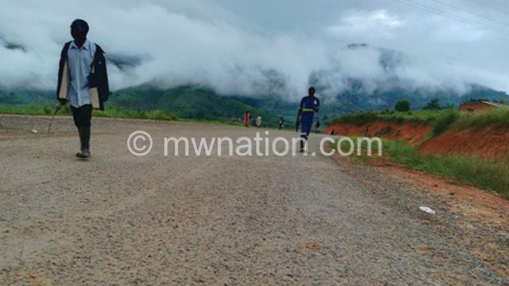 Chilima, Jappie fight over Njakwa-Livingstonia Road