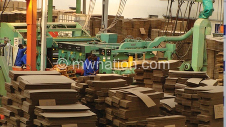 MANUFACTURING | The Nation Online