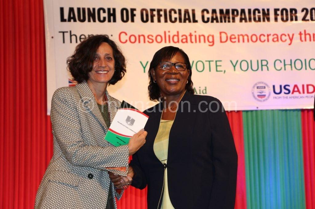 MEC campaign launch | The Nation Online
