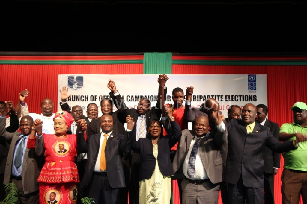 MEC campaign period launch | The Nation Online