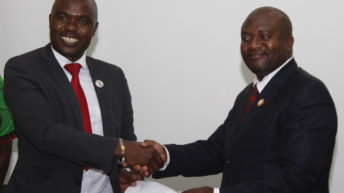 Joyce Banda endorses Chakwera